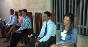 ARAGUATINS: Pastor Valmir Rodrigues assume ponto de pregação da AD CIADSETA no setor 3 Poderes