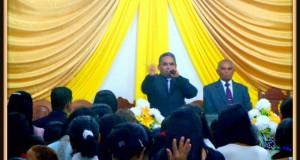 ARAGUATINS: Congregação Betel realizou festa de Departamentos