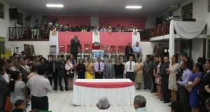 ARAGUATINS: Pastor José Ribamar, presidente da AD CIADSETA, realiza remanejamento de todos os dirigentes de congregações.