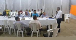 ARAGUATINS: Líderes evangélicos se reúnem e criam o primeiro Conselho de Pastores. Pr. José Ribamar é o presidente.