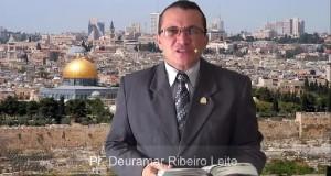 ARAGUATINS: Acompanhe os vídeos de mensagem com o Pastor Deuramar Ribeiro Leite
