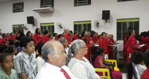ARAGUATINS: Departamento do Círculo de Oração realizou neste final de semana o seu 32º aniversário.