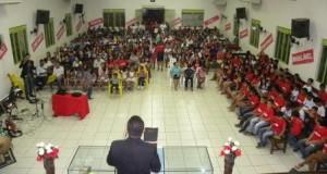 ARAGUATINS: Departamento de Adolescentes realiza 6º Congresso.