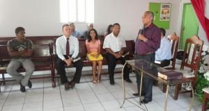 ARAGUATINS: Departamento de Mocidade da AD CIADSETA se reúne para escolha do novo líder; Evangelista Gildoneis Lima continua da direção.
