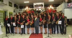 ARAGUATINS: Orquestra Som do Evangelho da AD CIADSETA comemora 30 anos de louvor e propagação do evangelho através da música.
