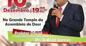 ARAGUATINS: Missionários Jonas e Lucas da AD CIADSETA realizam culto em ação de graças. Pr. Judson foi o ministrante