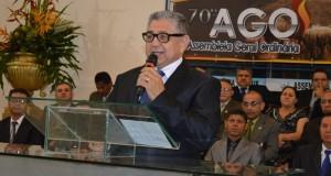 PARAÍSO (TO): 70ª Assembleia Geral Ordinária da CIADSETA reuniu centenas de obreiros, confira