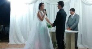BREJO GRANDE DO ARAGUAIA: Casamento de Marcos & Glaucielen
