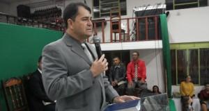 ARAGUATINS: Culto de ensino da AD CIADSETA contou com a presença do pastor Marcos de São Paulo