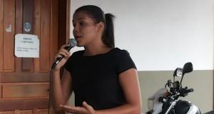 ARAGUATINS (TO): Capelania Militar Evangélica da 4ª CIPM, promoveu mais uma celebração ao Senhor. Rafaela Lopes esteve presente