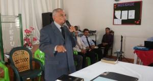 SÃO MIGUEL: Pastores e esposas da 4ª área da CIADSETA se reuniram nesta manhã para mais uma confraternização. CONFIRA.