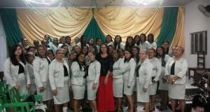 Congregação Monte Horebe da AD CIADSETA em Araguatins, promove 21º aniversário do Círculo de Oração Jardim de Deus
