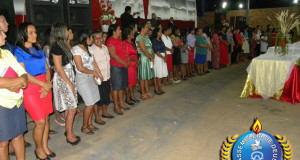 Pastor José Ribamar, presidente da igreja AD CIADSETA em Araguatins, escala missionárias para ministrar aos domingos no templo central