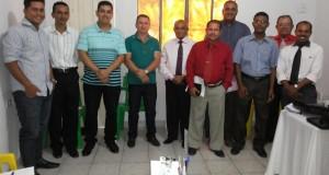 ARAGUATINS: Pastores se reúnem para aprovação do Estatuto do Conselho de Ministros