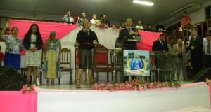 ARAGUATINS: Assembleia de Deus CIADSETA hospeda Pré-CONSADESBIP. Pr. Geovan de Axixá foi o ministrante