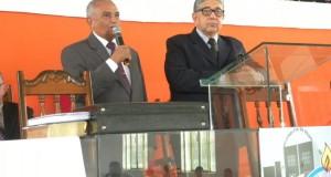 ARAGUATINS: Pastor Paulo Martins Neto, líder da CIADSETA, reúne-se com mesa diretora e pastores da 4ª área administrativa