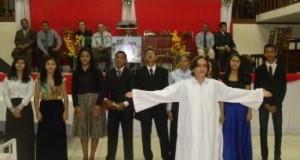 ARAGUATINS: Adolescentes relembram origem da Assembleia de Deus
