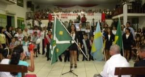 ARAGUATINS: Assembleia de Deus comemora 63 anos em noite de Santa Ceia.