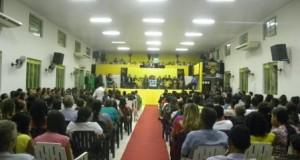 ARAGUATINS: Juventude da Assembleia de Deus realizou grande evento no fim de semana.