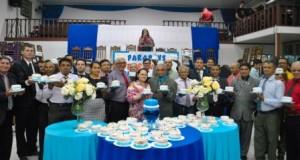 ARAGUATINS: Assembleia de Deus comemorou aniversário do Pastor José Ribamar.