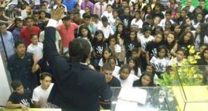 ARAGUATINS: 7º Congresso de Adolescentes é realizado na Assembleia de Deus