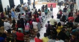 SAMPAIO: Assembleia de Deus realizou II Vigilhão