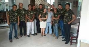 CIADSETA: Caravana realiza ações sociais e construção de casa pastoral em Sucupira TO