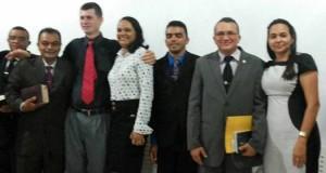ARAGUATINS: Dirigentes Congregacionais da CIADSETA são empossados