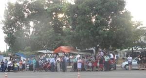 ARAGUATINS: Comunidade Evangélica comemora o Dia da Bíblia com carreata.