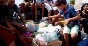 SAMPAIO: Departamento de adolescentes da AD CIADSETA realiza gincana solidária.