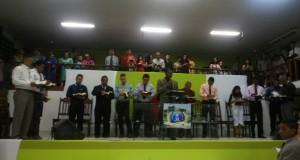 ARAGUATINS: Departamento de Mocidade realiza mais uma confraternização
