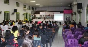 ARAGUATINS: Assembleia de Deus CIADSETA promove palestra sobre prevenção do câncer de mana