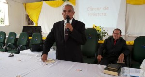 Pastores da 4ª área administrativa da CIADSETA se reúnem na AD em Buriti do Tocantins