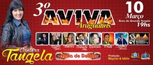 ARAGUATINS: Assembleia de Deus CIADSETA promoverá agora em março o 3º Aviva Araguatins