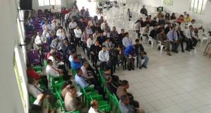 ARAGUATINS: Pastor Ribamar recebe em reunião pastor Paulo Martins e diretoria da CIADSETA