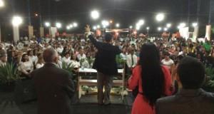 ARAGUATINS: AD Araguatins realizou o XIII Congresso de Senhoras das Assembleias de Deus no Bico do Papagaio.