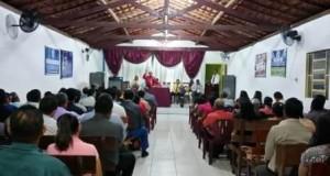 ARAGUATINS: Pastor José Ribamar retorna as atividades e conduz reunião Ministerial.
