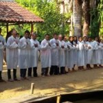 ARAGUATINS: Assembleia de Deus realizou batismo no último final de semana.