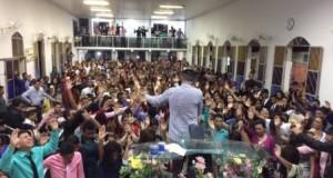 AXIXÁ: Assembleia de Deus em Axixá do Tocantins realizou XX Congresso de Mocidade do Bico do Papagaio