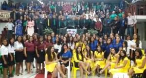 ARAGUATINS: União de Mocidade da AD Araguatins realizou seu 29º Congresso