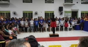 ARAGUATINS: Último final de semana, AD promoveu 8º Congresso dos Adolescentes