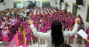 ARAGUATINS: Círculo de Oração Heroínas da Fé realizará o 34º Congresso.