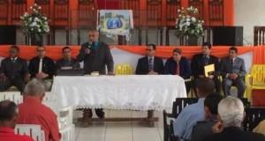 ARAGUATINS: Supervisor de Área da Convenção CIADSETA reúne obreiros e esposas em Araguatins