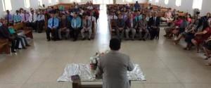 BURITI: AD CIADSETA recepciona Obreiros e Esposas em Encontro de Área Administrativa