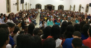 BURITI: Juventude Assembleiana participa de Encontro no Bico do Papagaio