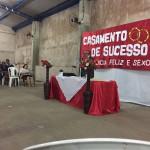 ARAGUATINS: Departamento de Família da Assembleia de Deus promove o penúltimo encontro do seminário de casais