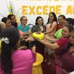 ARAGUATINS: Círculo de Oração da AD CIADSETA homenageia pastora Maria do Socorro pela passagem de seu aniversário