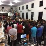 SAMPAIO: Em grande festa a Assembleia de Deus recebeu caravana da UMADEBIP