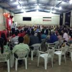 ARAGUATINS: Departamento da Família da AD promoveu último encontro alusivo ao I Seminário de Casais na noite deste sábado (08)