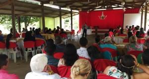 ARAGUATINS: Assembleia de Deus CIADSETA realizou o 12º Retiro de Casais